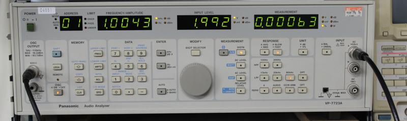 DCP-240は超低歪率